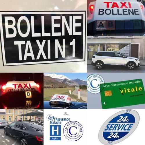 taxi a bollene