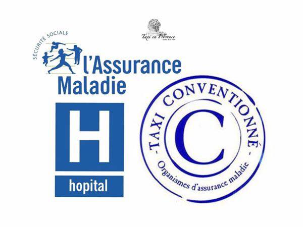 taxi conventionne assurance maladie