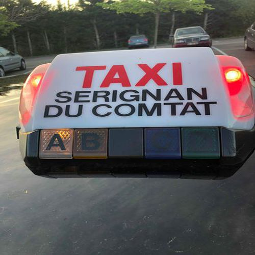 taxi serignan transpot medical