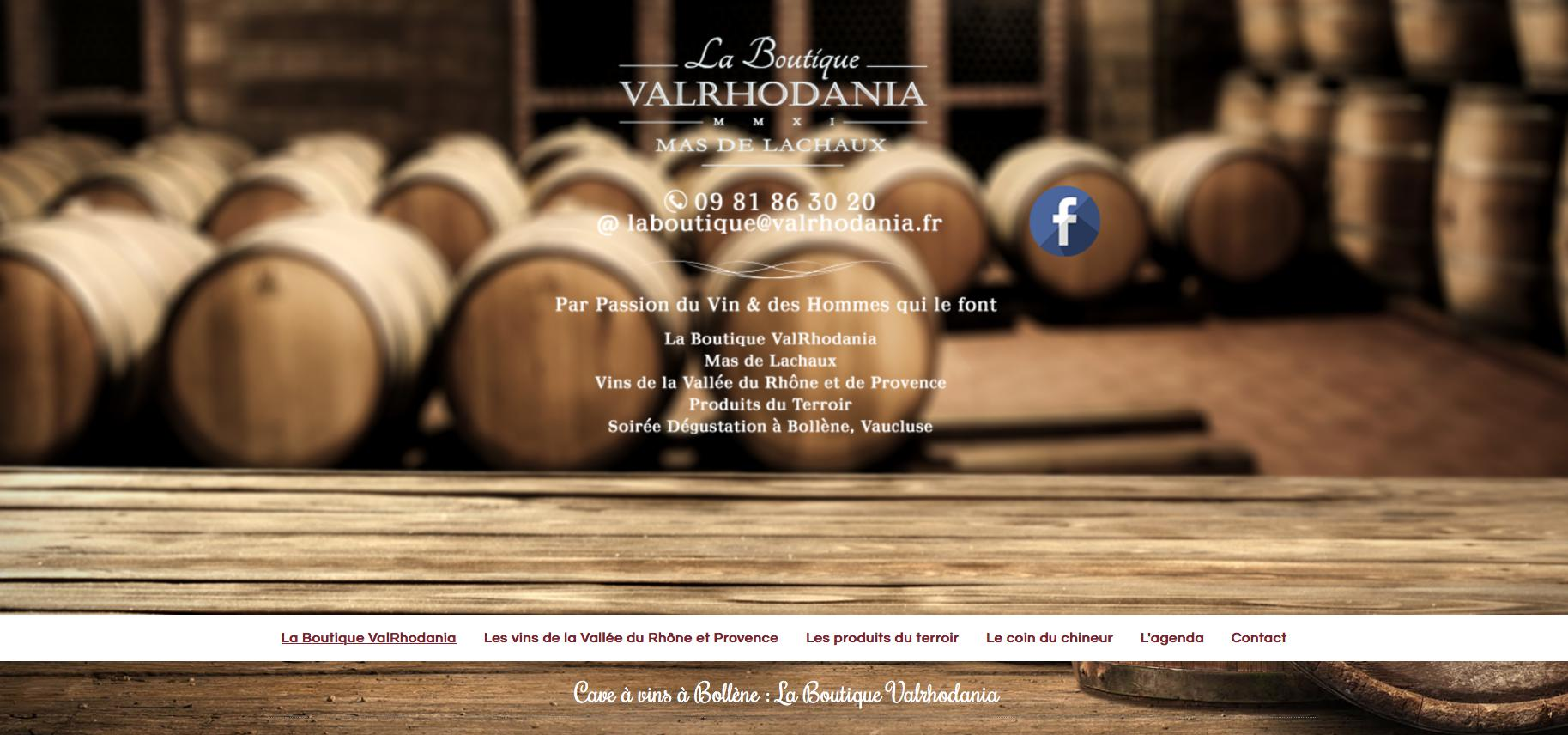 La-boutique-Valrhodania-avec-Taxi-Massilia