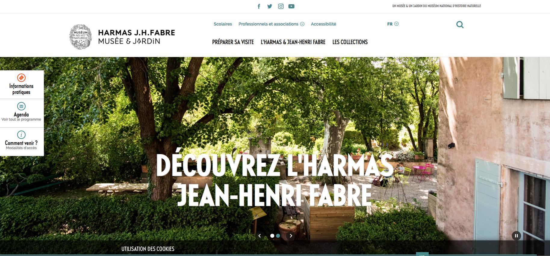 Le-Harmas-J-H-Fabre-partenaire-de-Taxi-Massilia