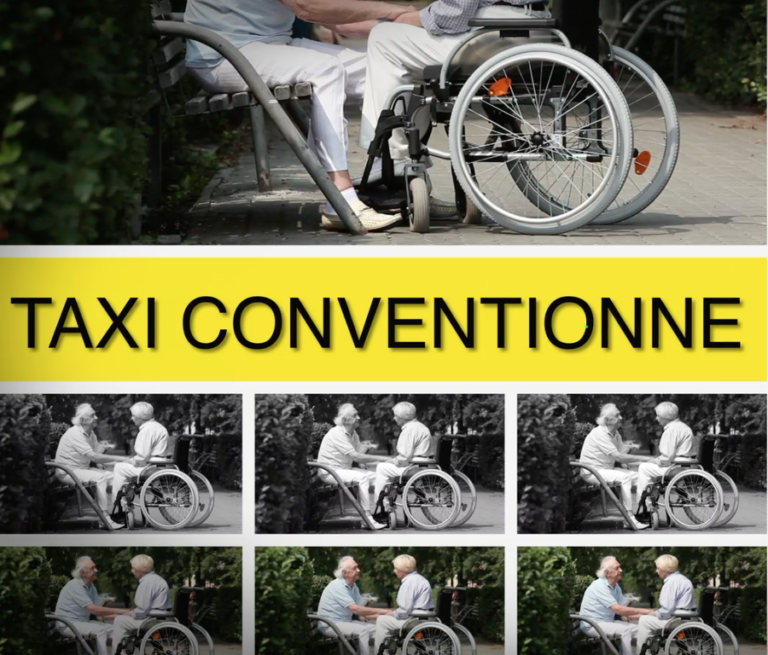 Taxi conventionne a Lapalud