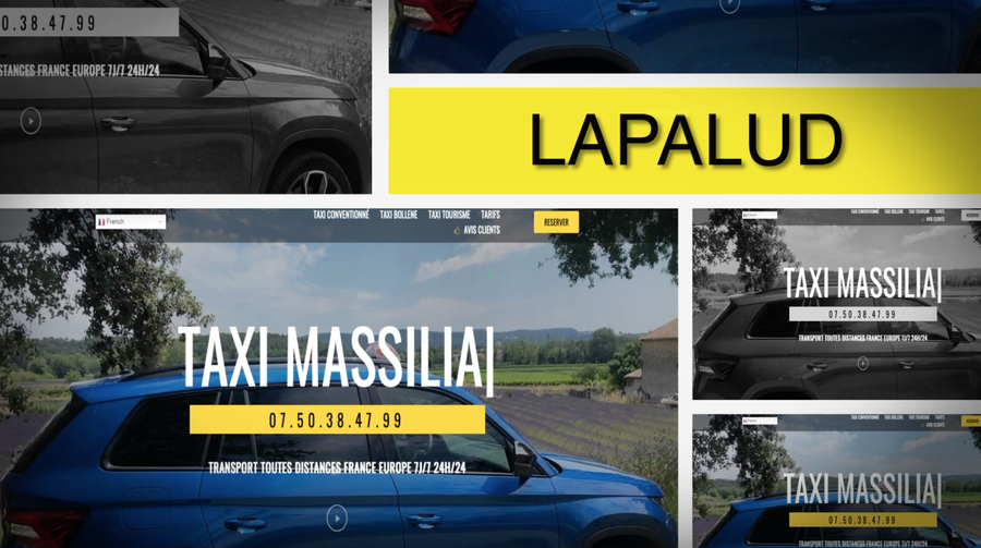 taxi lapalud